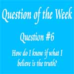 Question of the Week #6